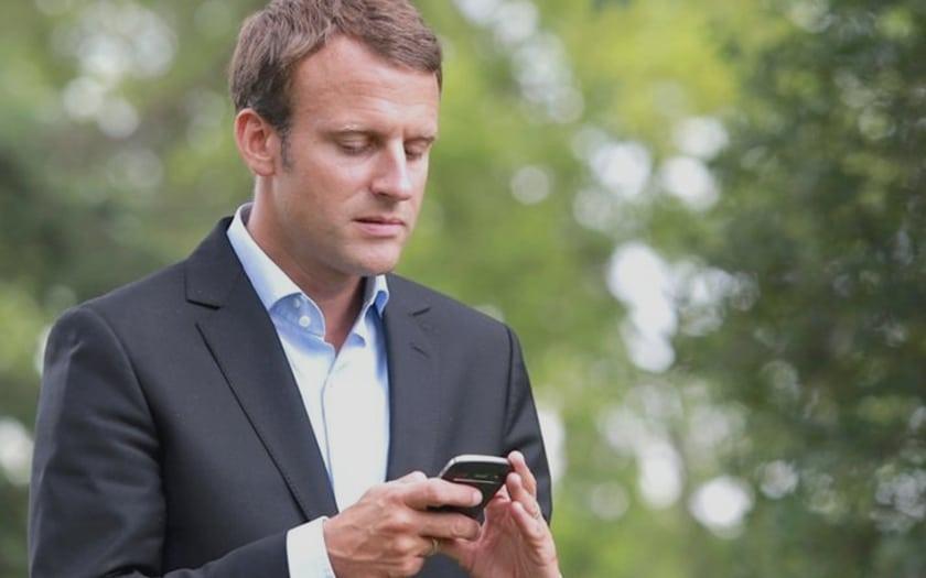 Macron application ministres