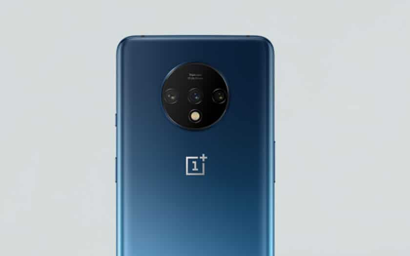 oneplus 7t recharge warp charge rapide