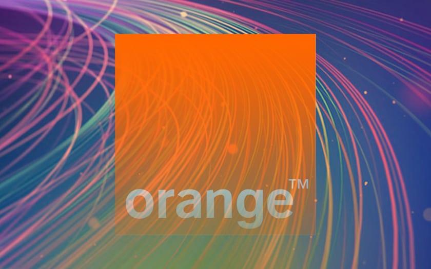 Orange déploiement fibre optique