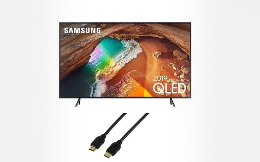 samsung qled QE55Q60 TV