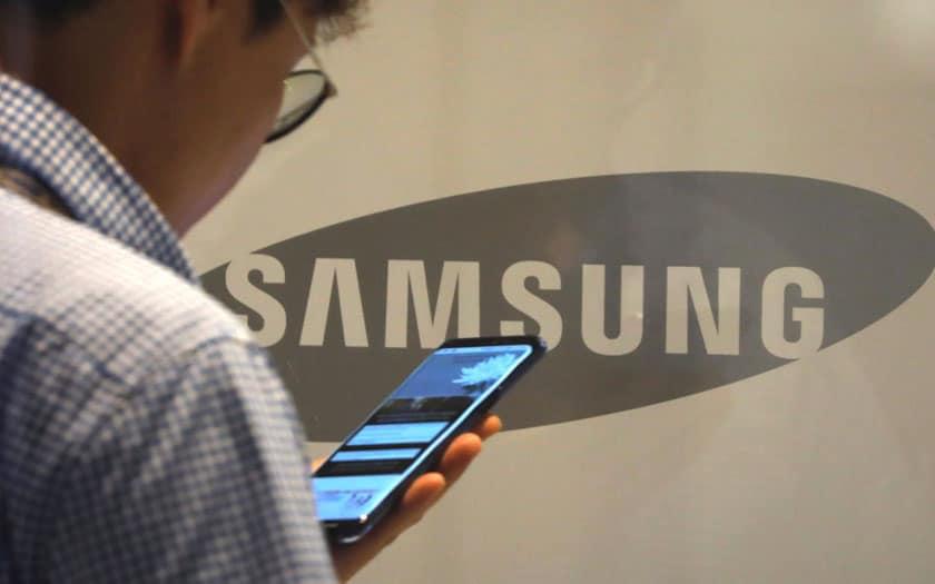 Samsung : revenus en baisse