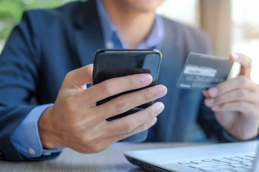 sms paiement internet