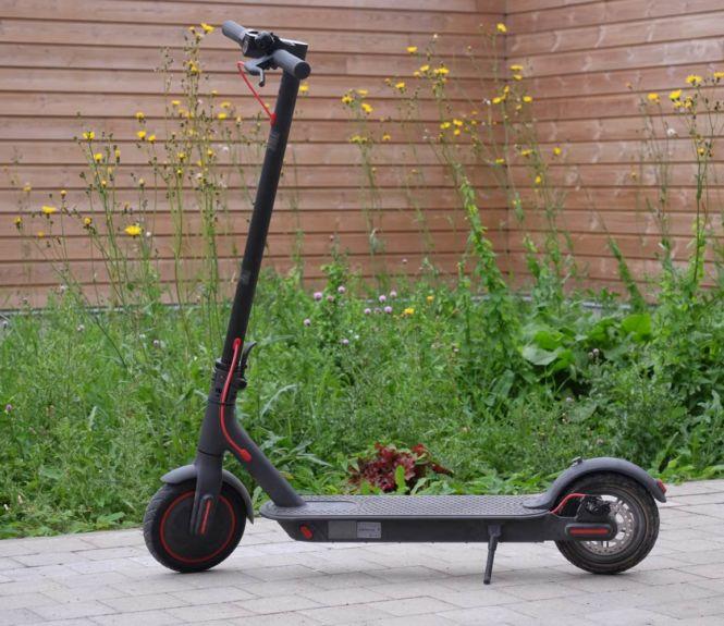 test xiaomi mi scooter pro