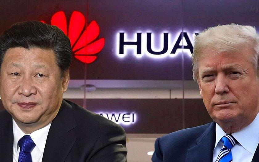 Trump refuse de parler Huawei avec la Chine