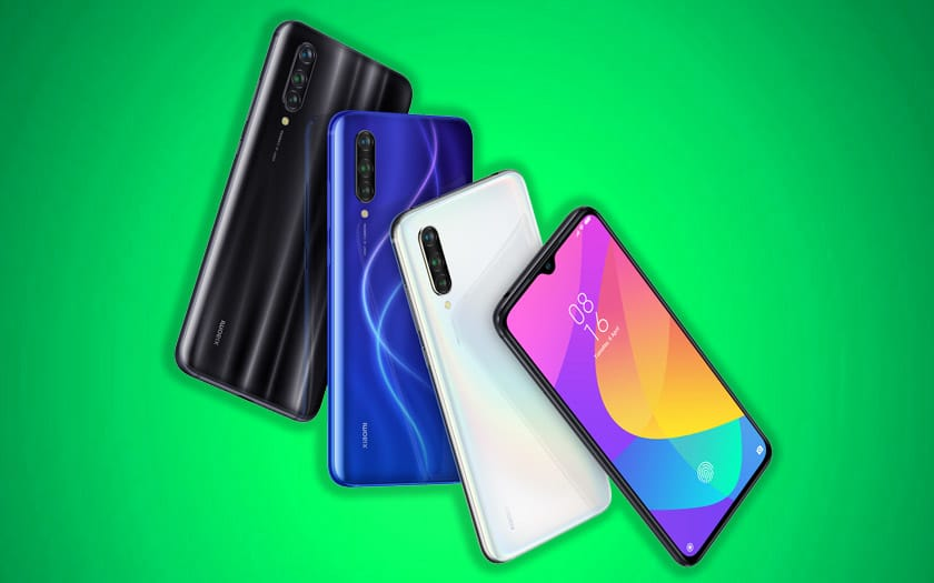 xiaomi mi 9 lite officiel