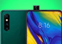 xiaomi mi mix 3 écran 90hz recharge 40w capteur photo 108mp