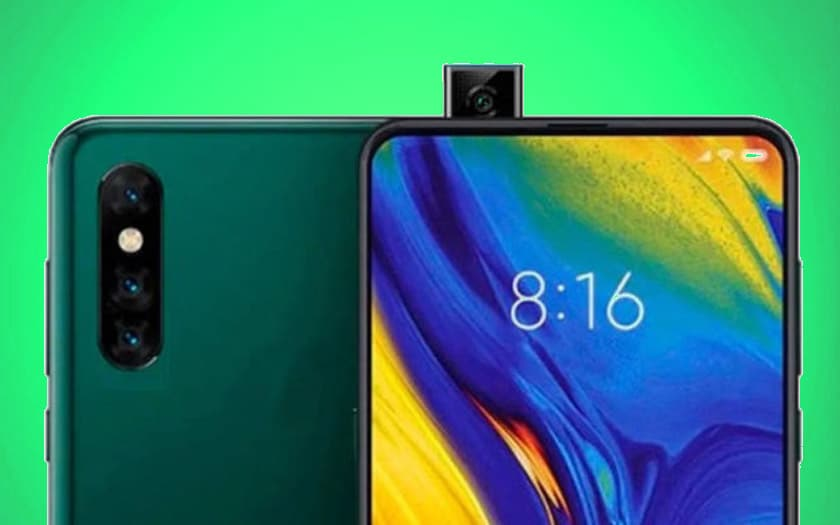 xiaomi mi mix 4 écran 90hz recharge 40w capteur photo 108mp