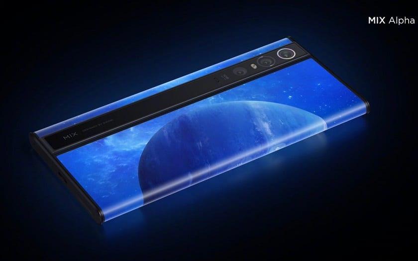 Xiaomi Mi Mix Alpha officiel