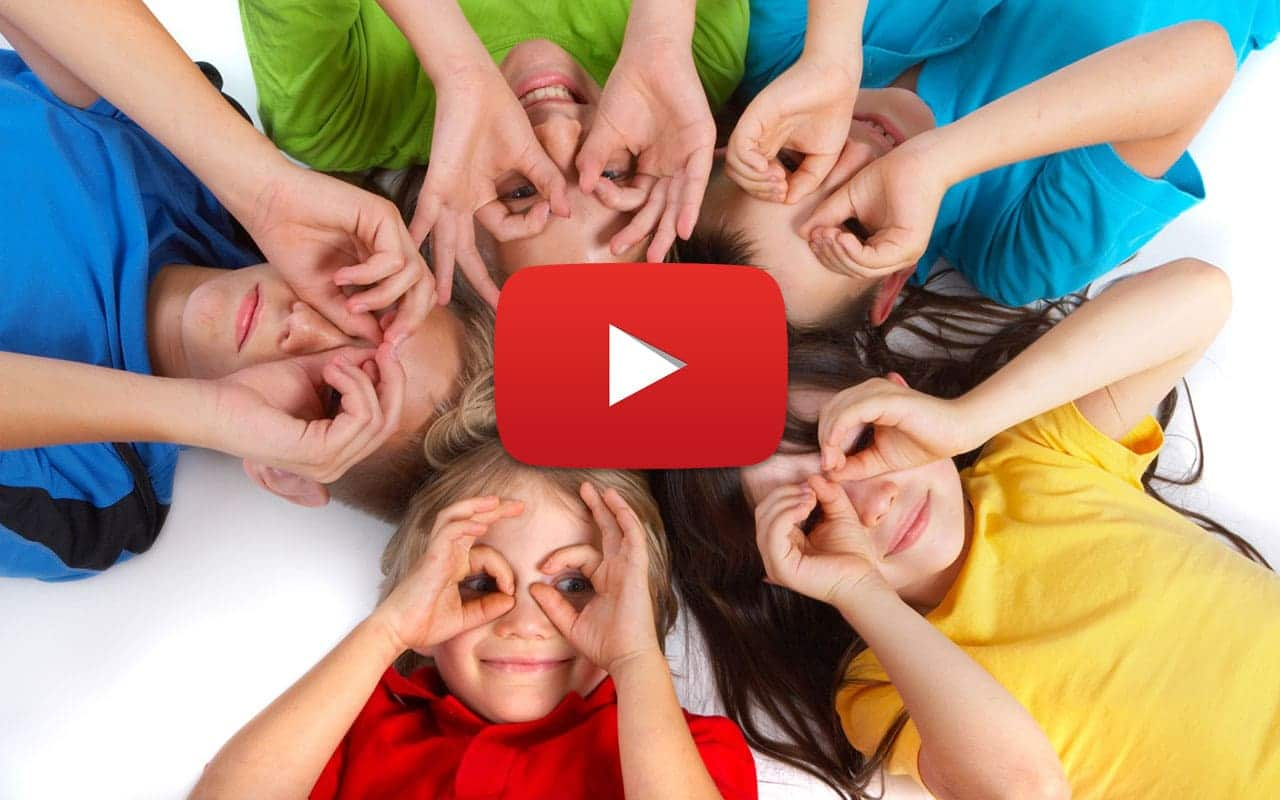 youtube amende donnees enfants