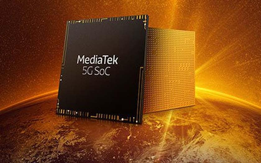 5G : les premiers smartphones pas chers arrivent en 2020 grâce à Mediatek