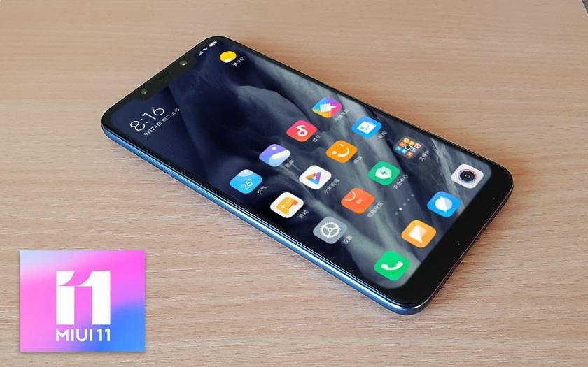 Xiaomi commencera le déploiement de MIUI 11 à partir du 16 octobre