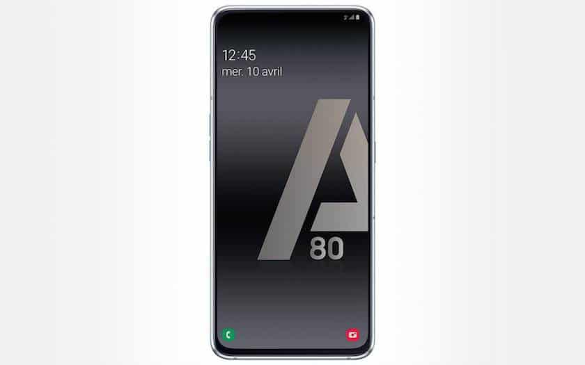 Samsung Galaxy A80: Cdiscount finally offers it at its fair price!