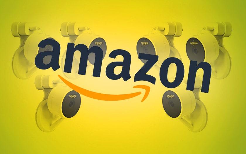 Amazon scrute les enregistrements des caméras Cloud Cam