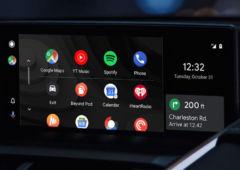 android auto sans fil
