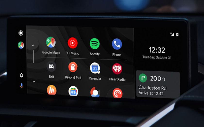 Android Auto sans fil sur les Samsung Galaxy
