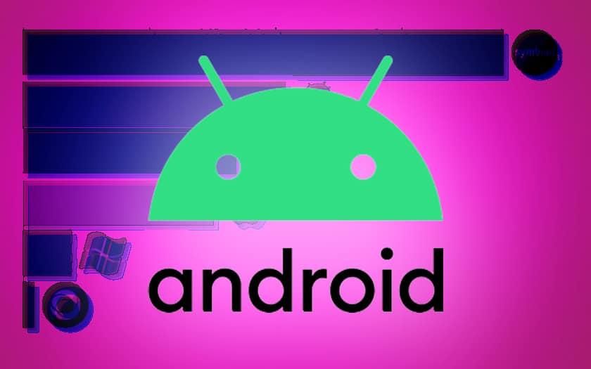 La progression d'Android depuis son lancement est fulgurante
