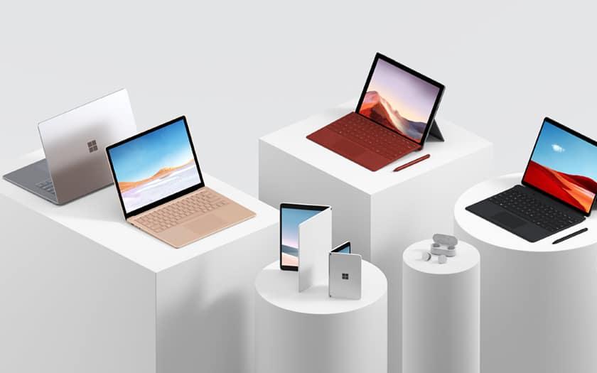 La famille Microsoft Surface s'agrandit