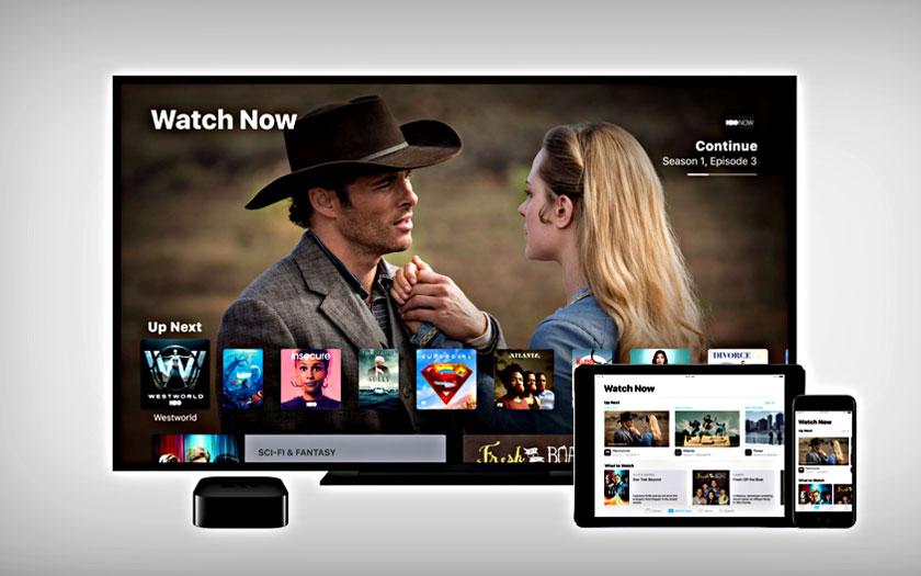 Apple TV Plus et Apple Music en bundle