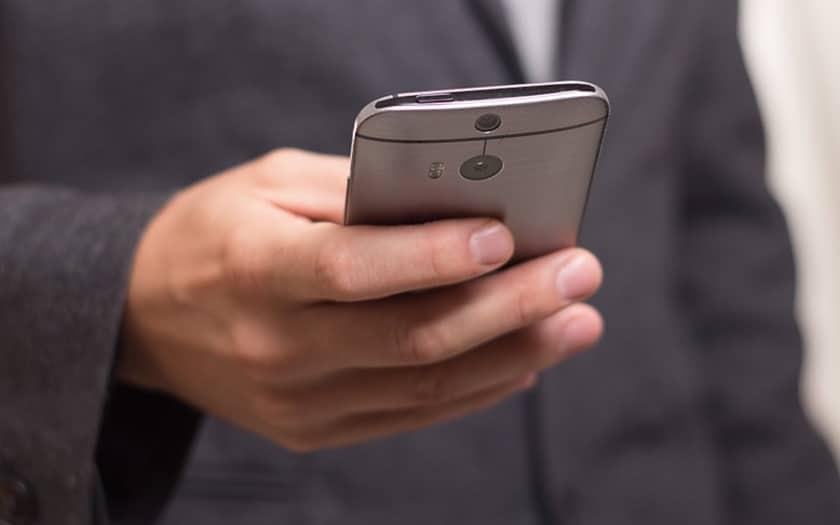 Arnaques par SMS Smishing