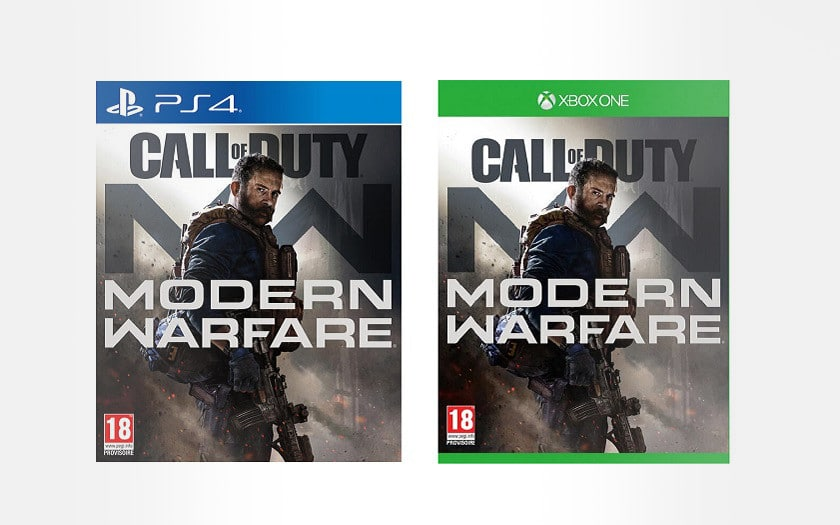 Call of Duty Modern Warfare pas cher