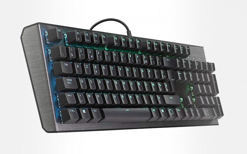 clavier cooler master ck550