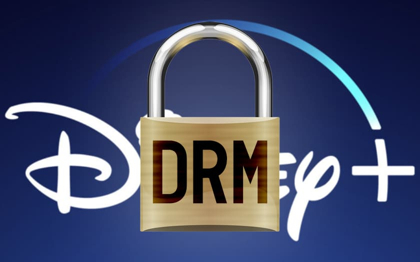 Disney+ DRM Widevine L1