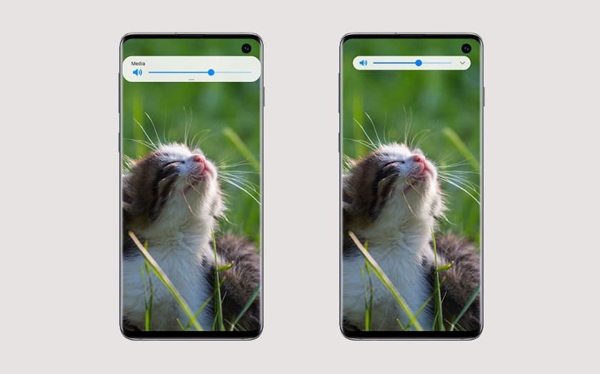 Samsung One UI 2.0 disponible sutr le Galaxy S10