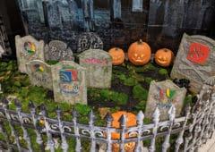 google enterre googleplus wave buzz reader picasa vrai cimetière halloween