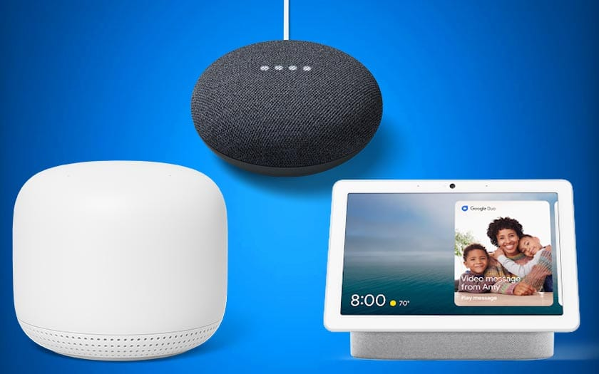 google nest hub wifi mini