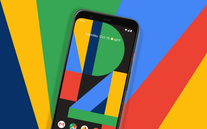 google pixel 4 désactive écran 90 hz quatre applications