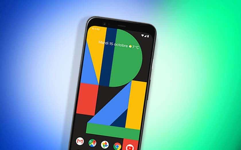 google pixel 4 mise jour débrider 90 hz