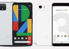 google pixel 4 vs pixel 3