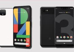 google pixel 4 xl vs pixel 3 xl