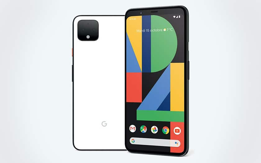 The Google Pixel 4 XL