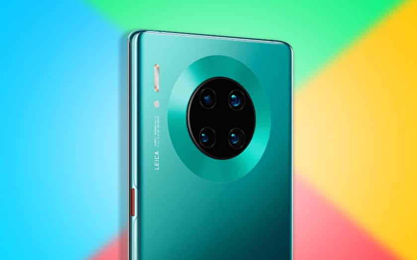 Huawei Mate 30 Pro: a new trick for installing the Google