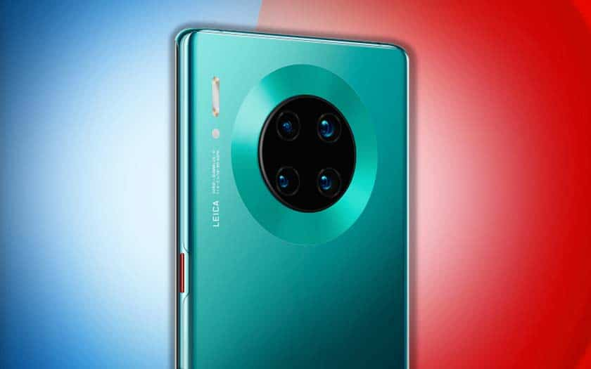 huawei mate 30 sortie france 15 novembre 2019