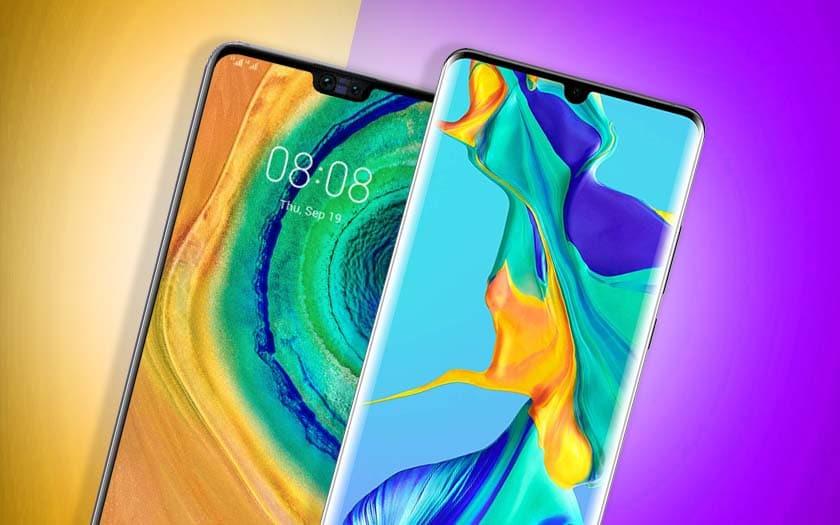 huawei vendre 270 millions smartphones 2019 décret trump