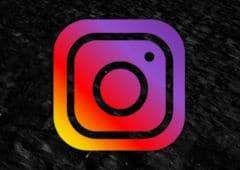 instagram comment activer mode sombre