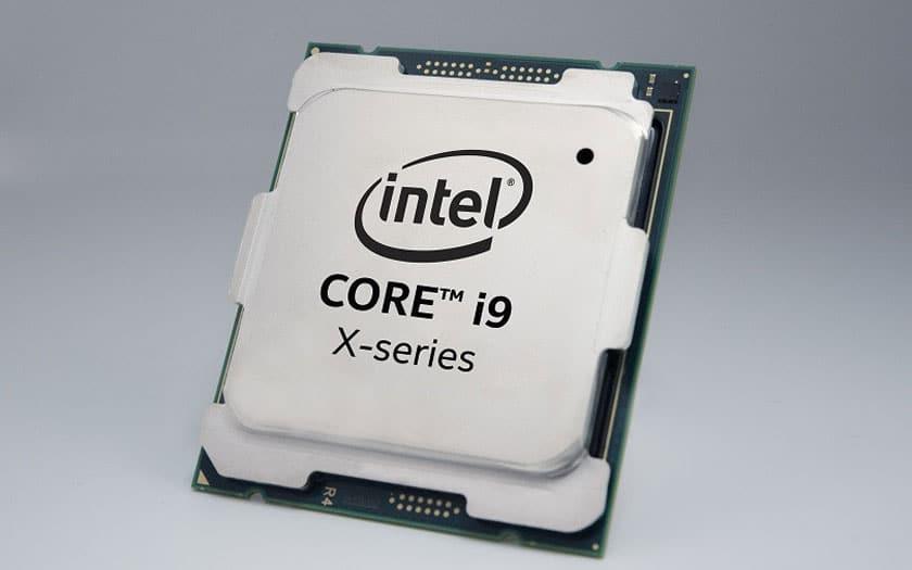 Intel Core i9 de 10e génération prix