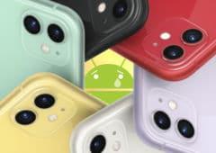 iphone 11 parts de marche