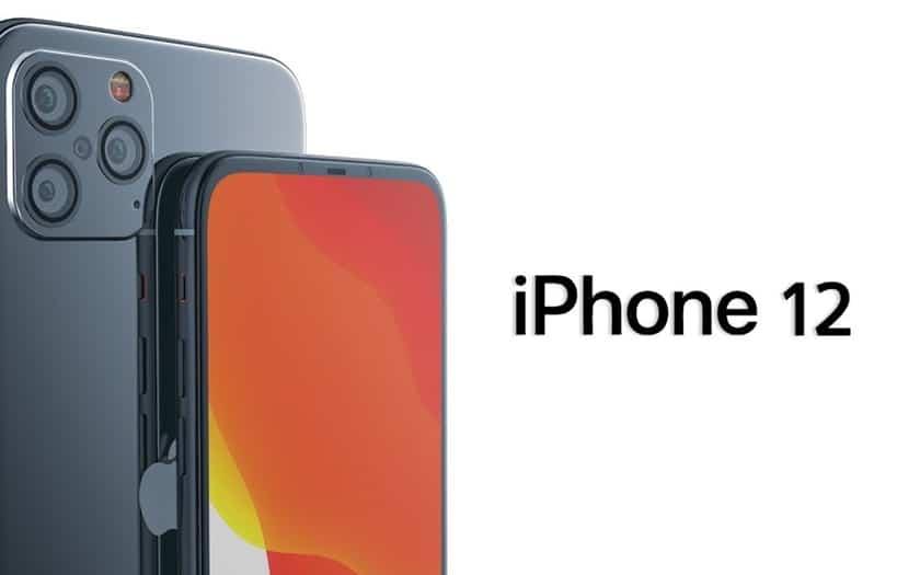 L'iPhone 12 Pro selon le designer Techy Paradise