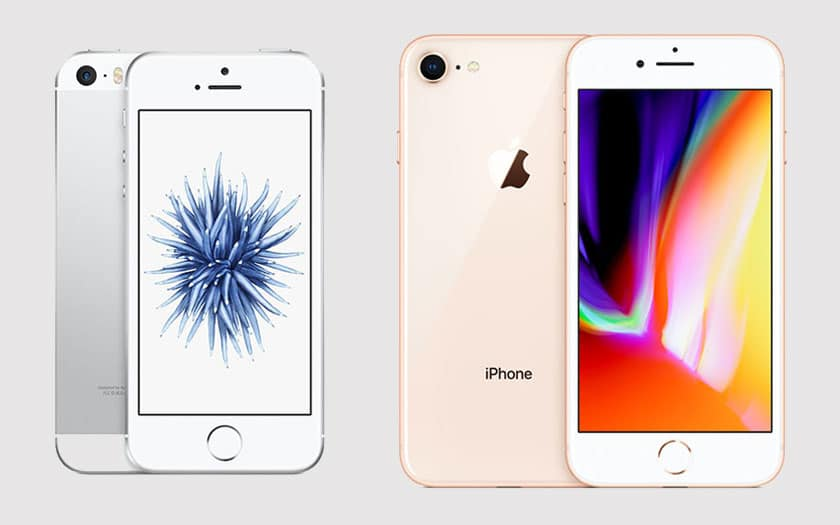 L'iPhone SE 2 sortirait au printemps 2020
