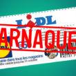 Les arnaques au faux bon d'achat Lidl reviennent sur Facebook