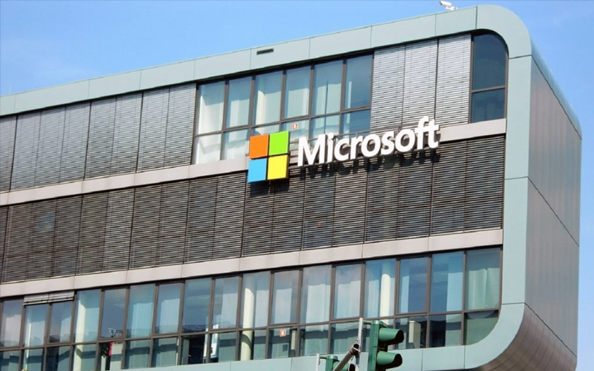 Le siège social de Microsoft