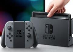 nintendo switch augmente production