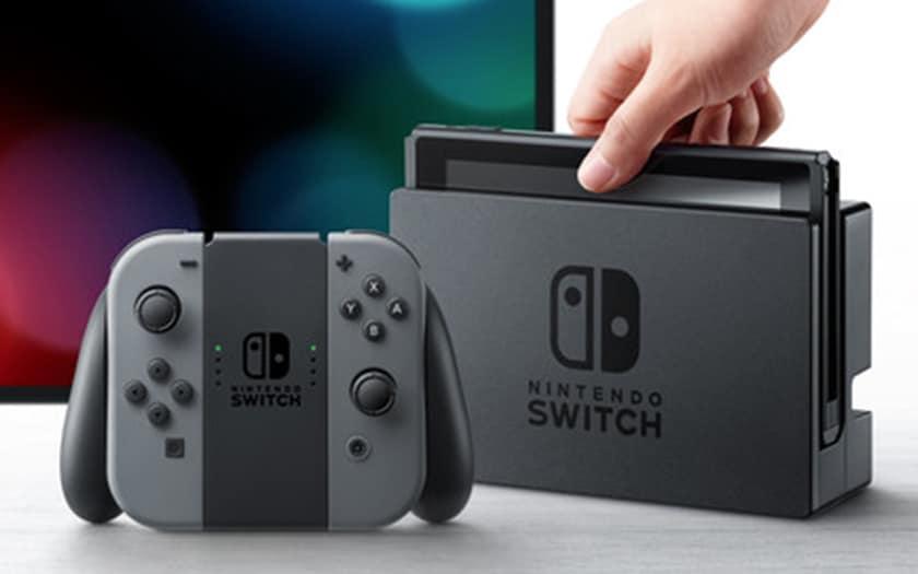 nintendo switch augment production