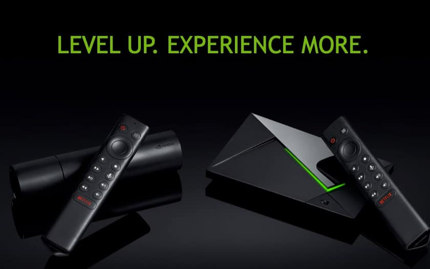 Nvidia Shield TV et Shield TV Pro