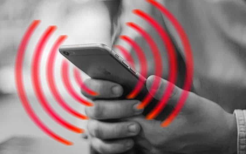 ondes smartphones