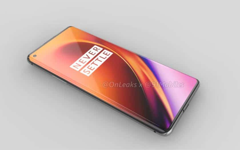 oneplus 8 pro design complet