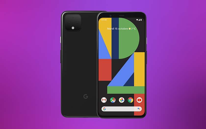 Pixel 4 et 4 XL